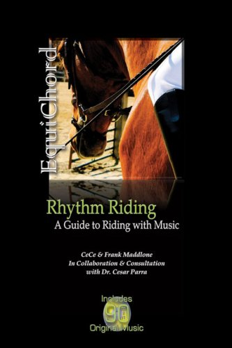 9780967090016: EquiChord's Rhythm Riding: A Guide to Riding With Music