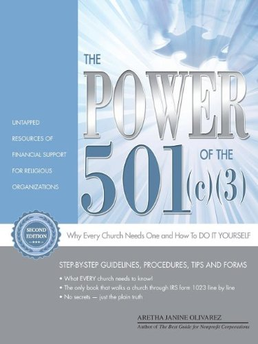 9780967090962: The Power of the 501(c)(3) and Why Every Church Needs One
