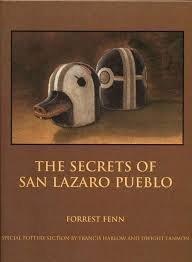 9780967091723: The Secrets of San Lazaro Pueblo