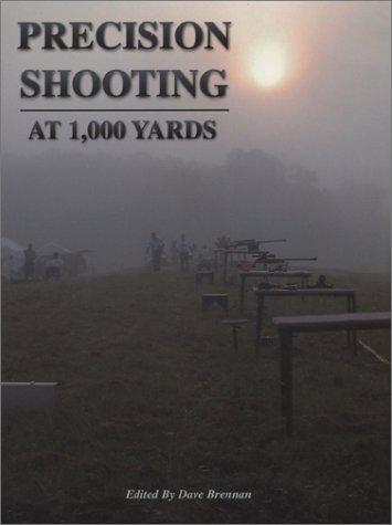 9780967094885: Precision Shooting at 1,000 Yards