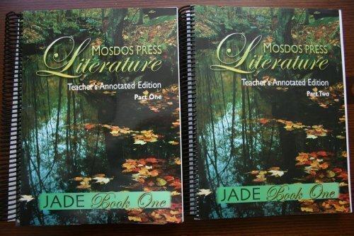 9780967100913: Mosdos Press Literature - Teacher's Annotated Edition Books 1 & 2