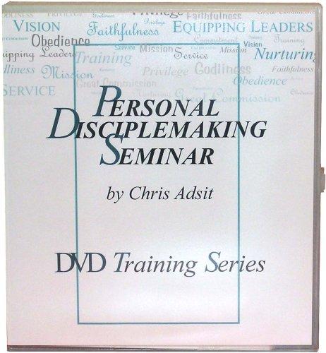 9780967122779: Personal Disciplemaking Seminar - DVD Training Series