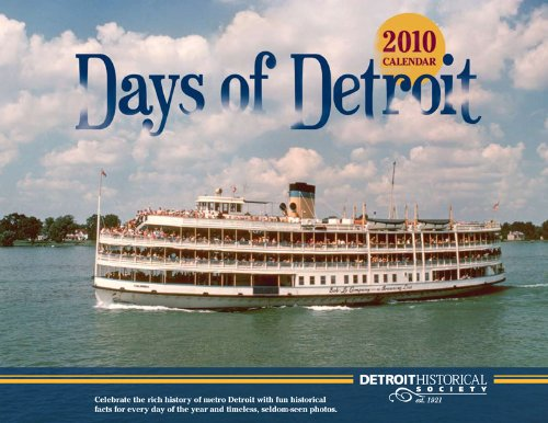 Celebrating 300 Years of Detroit Cooking 1701 to 2001