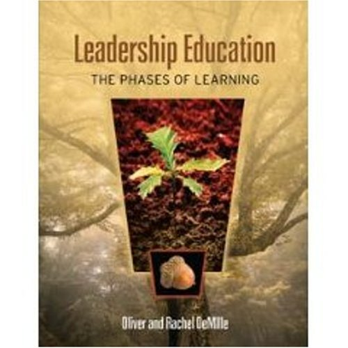 9780967124643: Leadership Education: The Phases of Learning