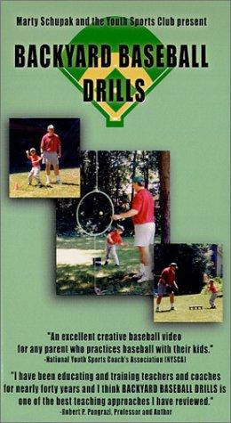 9780967124827: Little League Coaching:Backyard Baseball Drills [VHS]