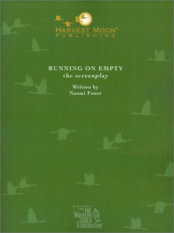 9780967134574: Running on Empty: The Screenplay (The Script Publishing Project)