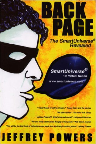 BACK PAGE-The SmartUniverse Revealed: Powers, Jeffrey