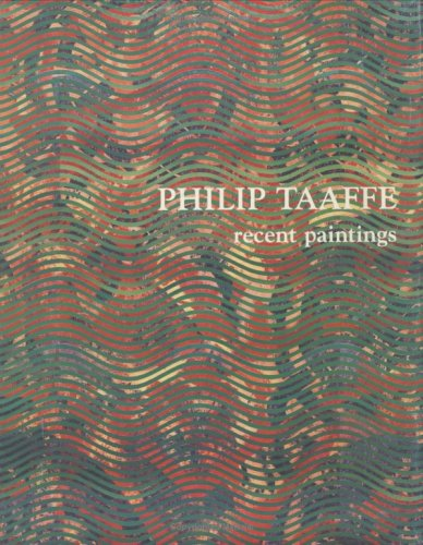 9780967144917: Philip Taaffe: Recent paintings : with notes