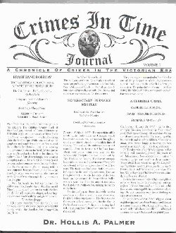 9780967171388: Crimes in Time Journal