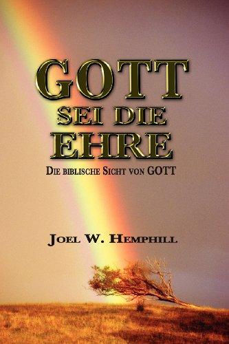 To God Be the Glory: Joel W Hemphill