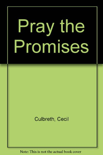 9780967185217: Pray the Promises