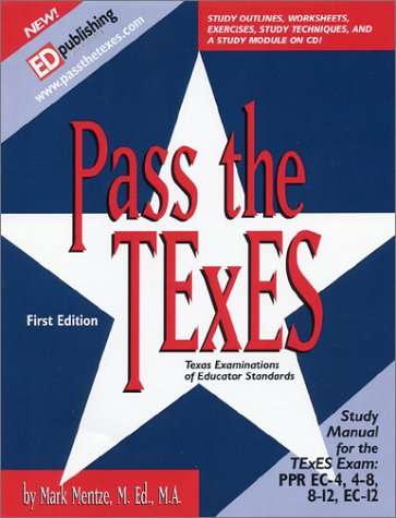 9780967186054: Pass the TExES: PPR