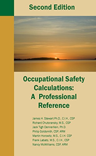 Occupational Safety Calculations: A Professional Reference: James H. Stewart