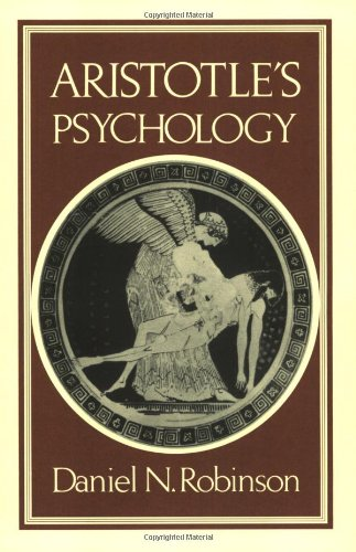 9780967206608: Aristotle's Psychology