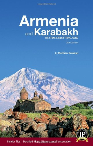 9780967212074: Armenia and Karabakh: The Stone Garden Travel Guide