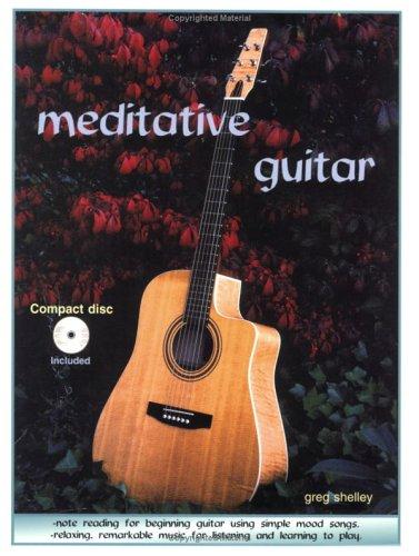9780967214429: Meditative Guitar : 27 remarkable mood songs for beginning guitar