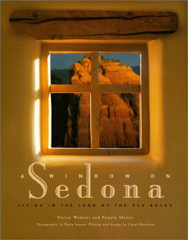 9780967226507: A Window on Sedona, Living in the Land of the Red Rocks