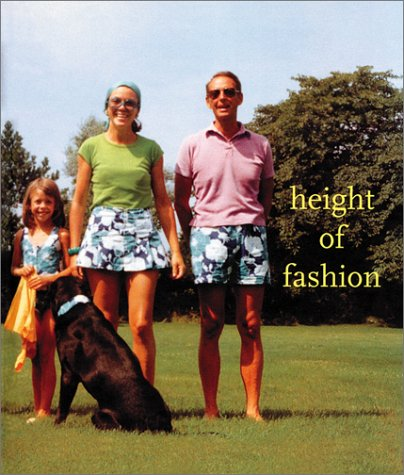 9780967236674: Height Of Fashion