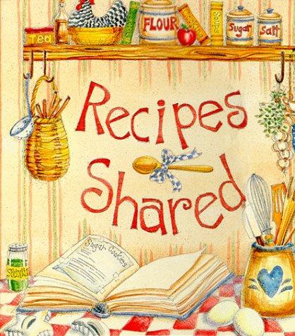 9780967238500: Recipe Shared Organizing Kit