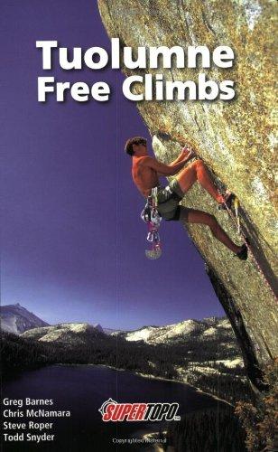 9780967239156: Tuolumne Free Climbs: Supertopos