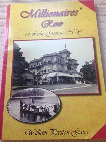 9780967239781: Millionaires' Row on Lake George, NY