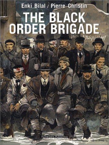9780967240183: The Black Order Brigade