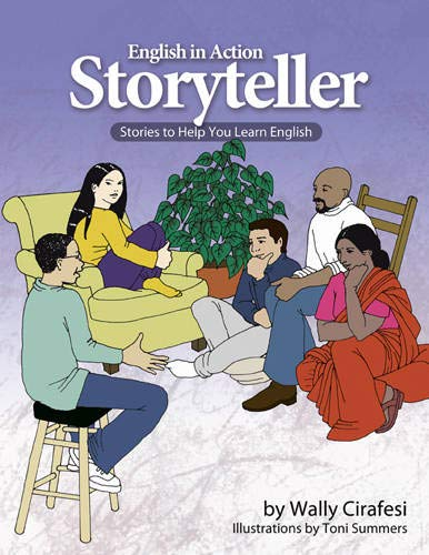9780967248080: English in Action Storyteller: Student Workbook