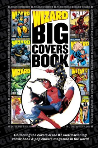 Wizard Magazine: Big Covers Book
