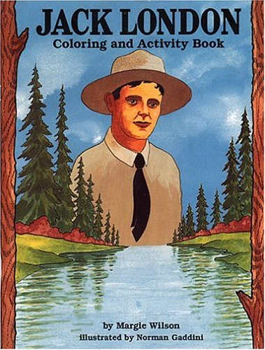 9780967249124: Jack London Coloring & Activity Book