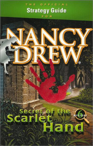 9780967261881: Nancy Drew: Secret of the Scarlet Hand Official Strategy Guide