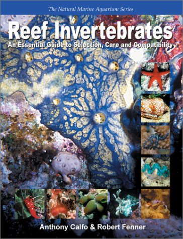 9780967263038: Reef Invertebrates: An Essential Guide to Selection, Care and Compatibilty