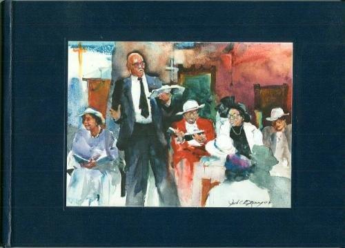 Judge Jackson and the Colored Sacred Harp: Boyd, Joe Dan