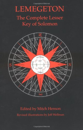9780967279701: Lemegeton: The Complete Lesser Key of Solomon