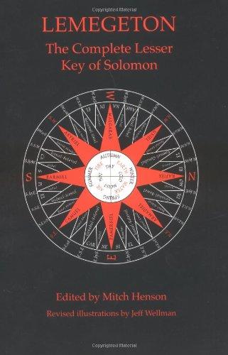 9780967279701: Lemegeton: The Complete Lesser Key of Solomon