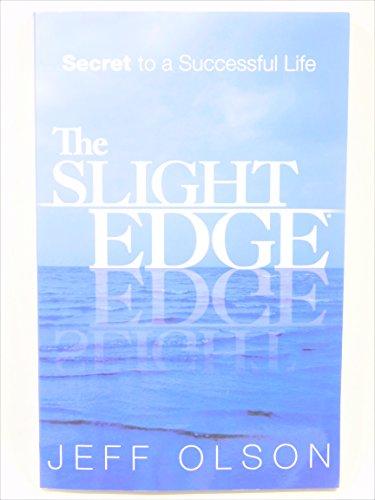 9780967285559: The Slight Edge: Secret to a Successful Life