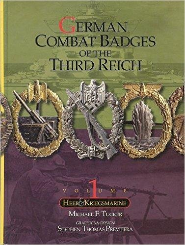 9780967307015: German Combat Badges of the Third Reich (Volume 1)