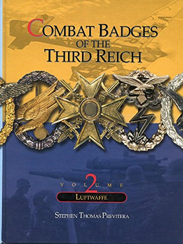 9780967307046: Combat Badges of the Third Reich (Volume 2 Luftwaffe)