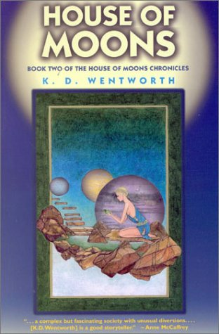 9780967313177: 2: House of Moons (House of Moons Chronicles)