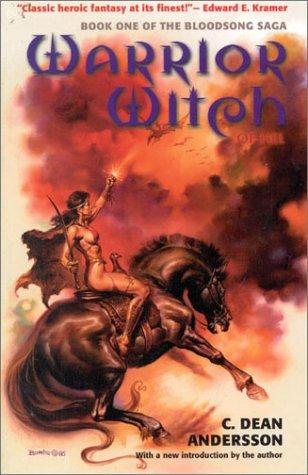 9780967313191: Warrior Witch (Bloodsong Saga Ser. 1)