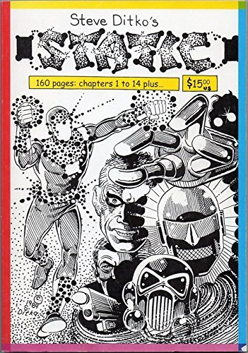 9780967317366: Steve Ditko's Static (Ditko package series) by Steve Ditko (2000-10-08)