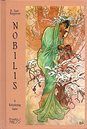 Nobilis: A Role Playing Game: Borgstrom, R. Sean