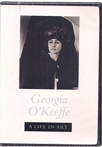 9780967319032: Georgia O'Keeffe A life in Art DVD