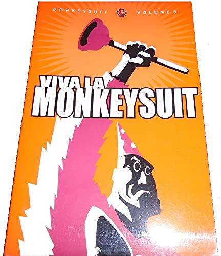Monkeysuit, Vol. 3: Viva La Monkeysuit: Bill; Peters, Matt;