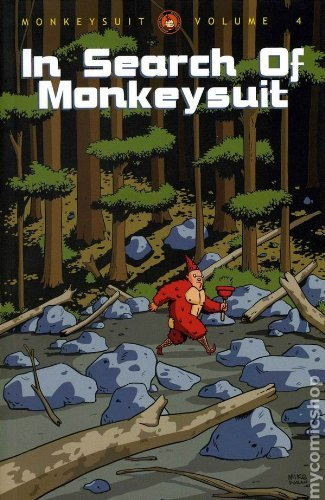 9780967328980: In Search Of Monkeysuit (Monkeysuit)
