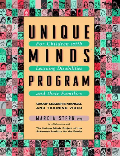 9780967330501: Unique Minds Program: For Children with Learning Disabilities and Their Families