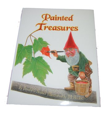 9780967350417: Painted Treasures, Or, the Original 288 Tree Gnomes