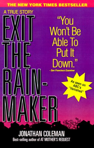 Exit the Rainmaker: Coleman, Jonathan
