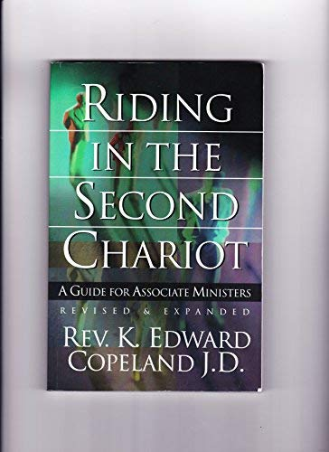 9780967351919: Riding in the Second Chariot : A Guide for Associate Ministers