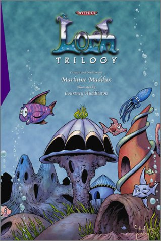 The Loch Trilogy Boxed Set: The Collected Series (Mythics Series): Marlaine Maddux