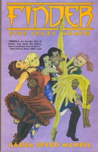 9780967369174: Finder: Five Crazy Women